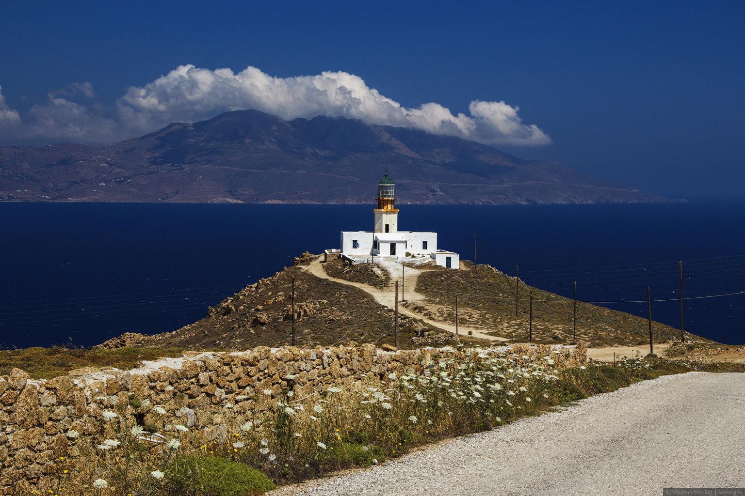 Контрасты греческих островов. Яркие открытки с Миконоса