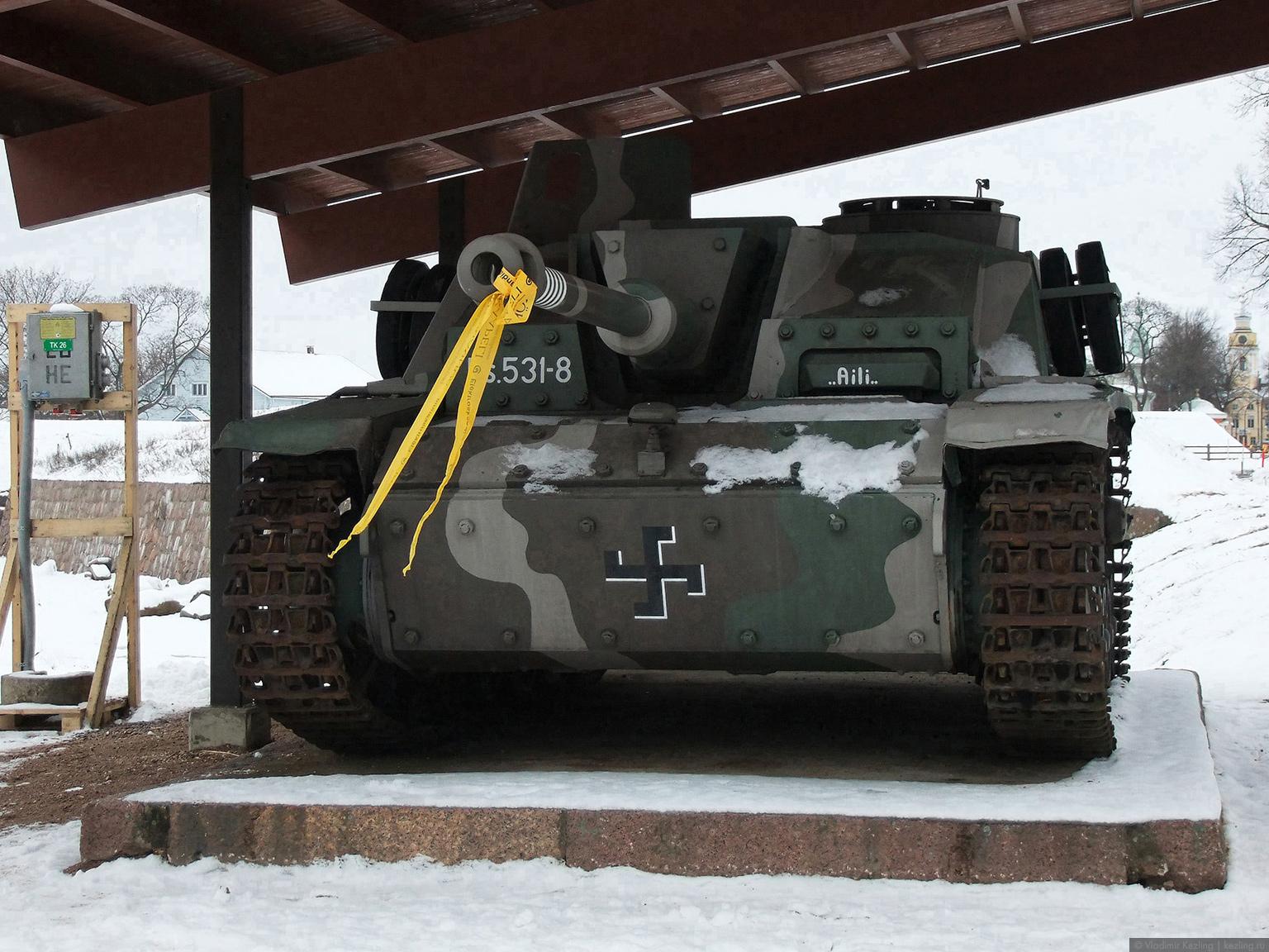 Sturmgeschutz III Ausf A-E