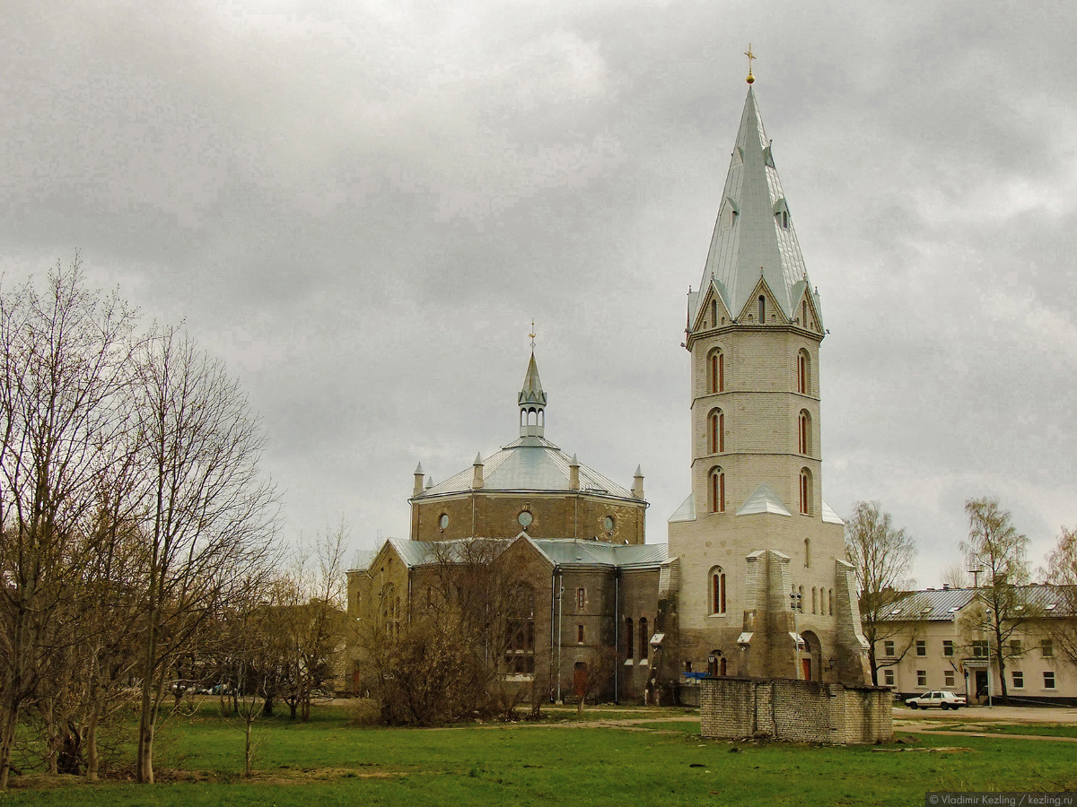 Александровская лютеранская церковь