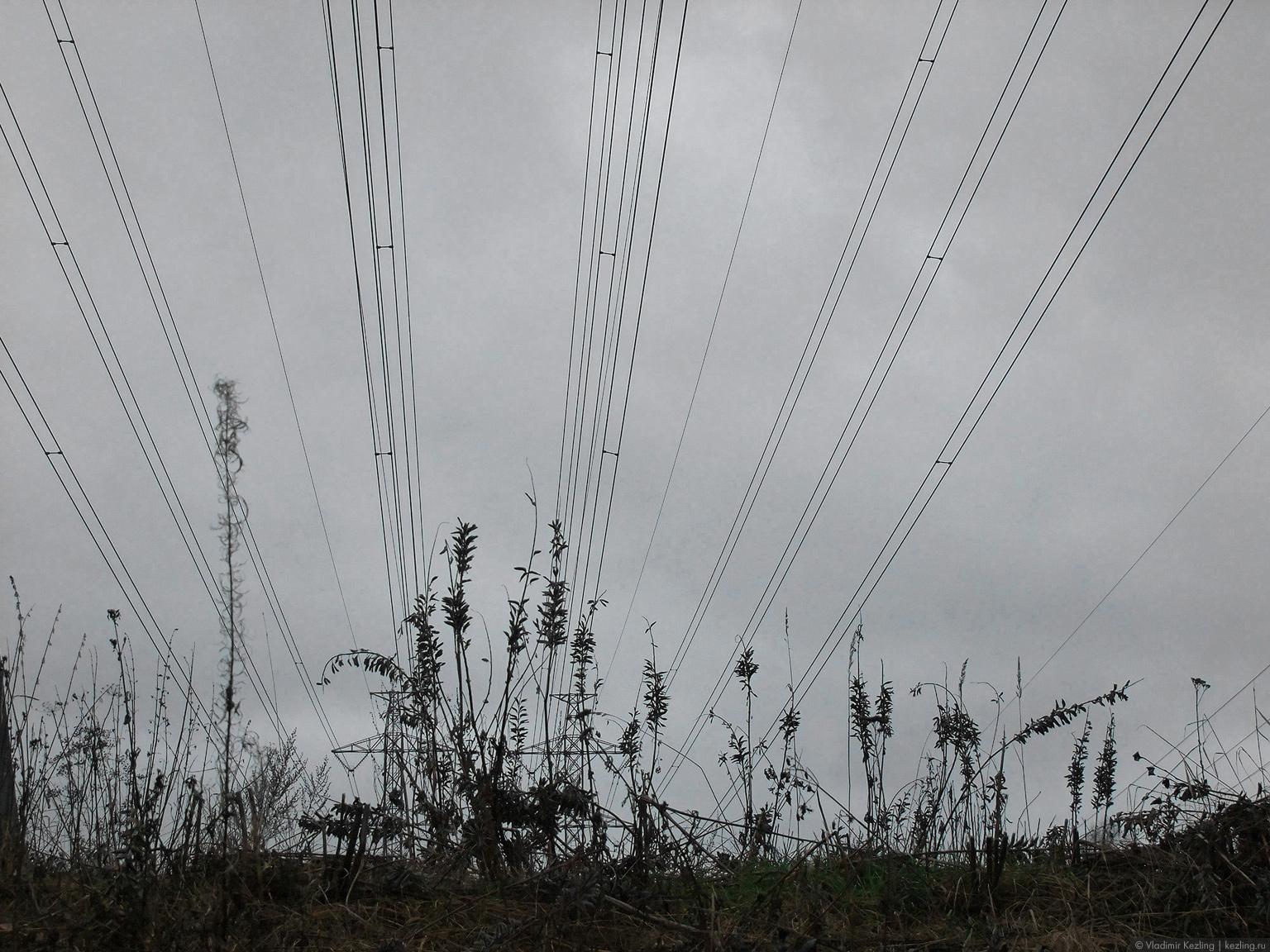Электростанция в Иматре