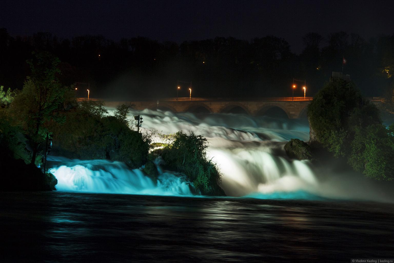 В краю замков и сказок. Мощь Рейнского водопада и скромное обаяние швейцарской глубинки
