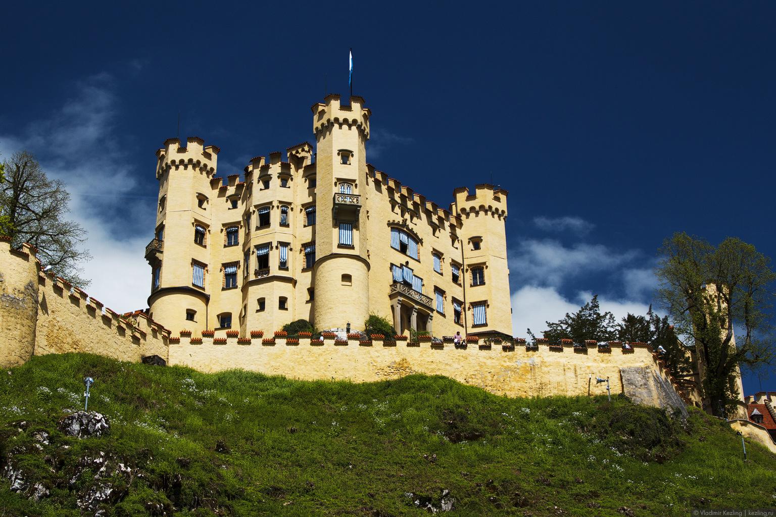 Замки сказочного короля
