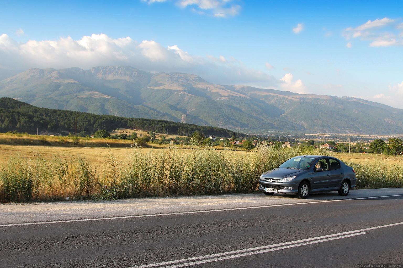 Раскалённая Болгария. Дорожные зарисовки