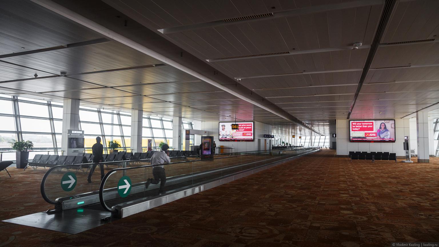 Аэропорт Нью-Дели