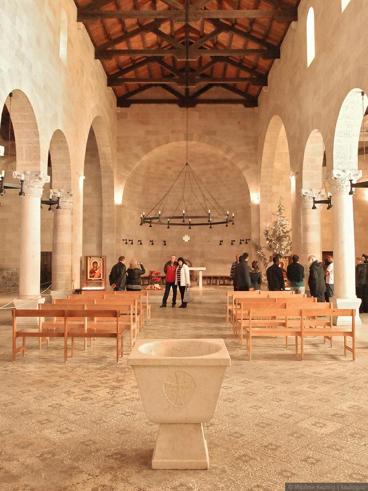 Церковь Приумножения хлебов и рыб