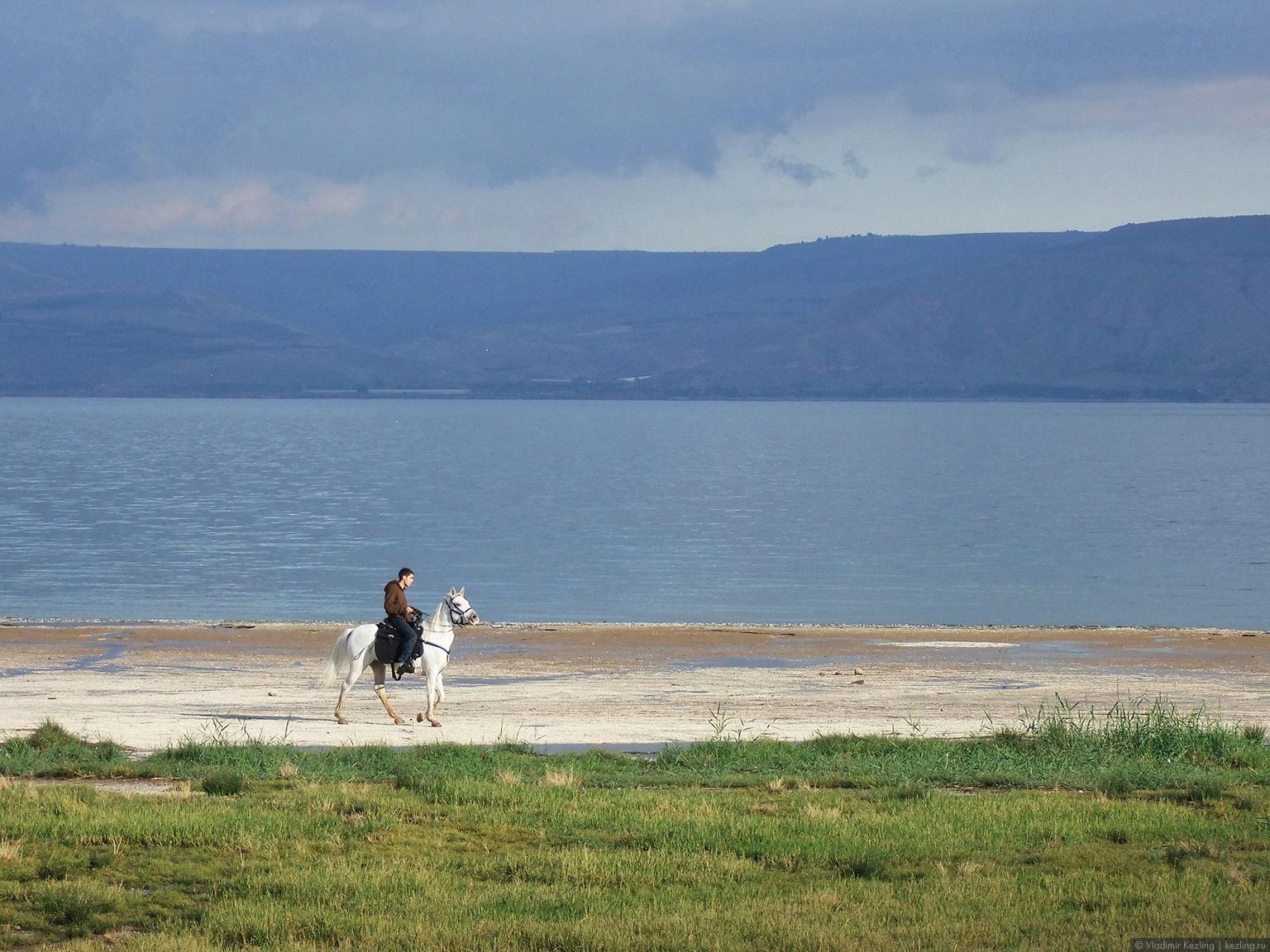 Озеро Кинерет