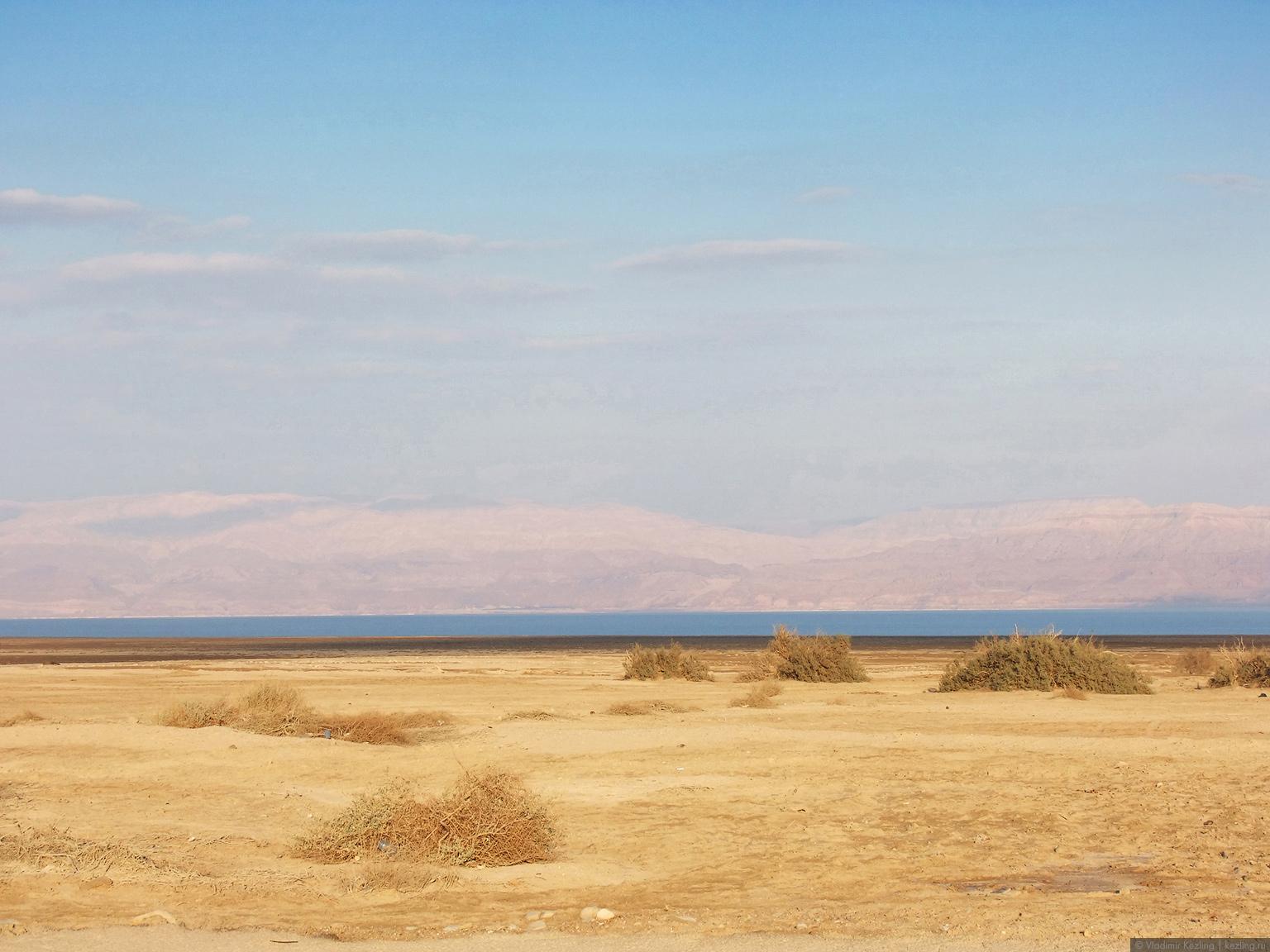 Галопом по Израилю. Мёртвое море