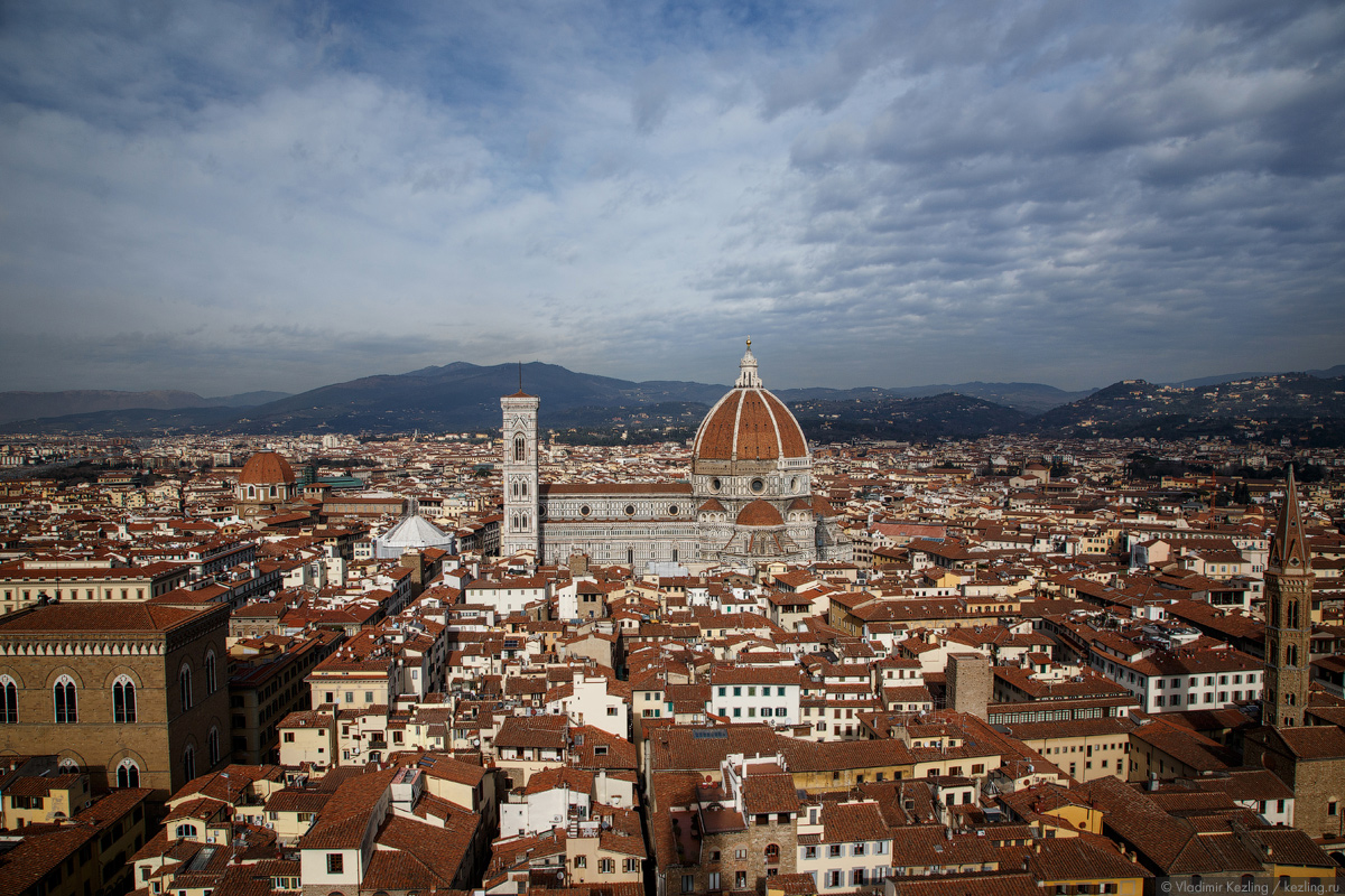 Зимняя Италия. Бессистемные блуждания по Флоренции. Часть 1