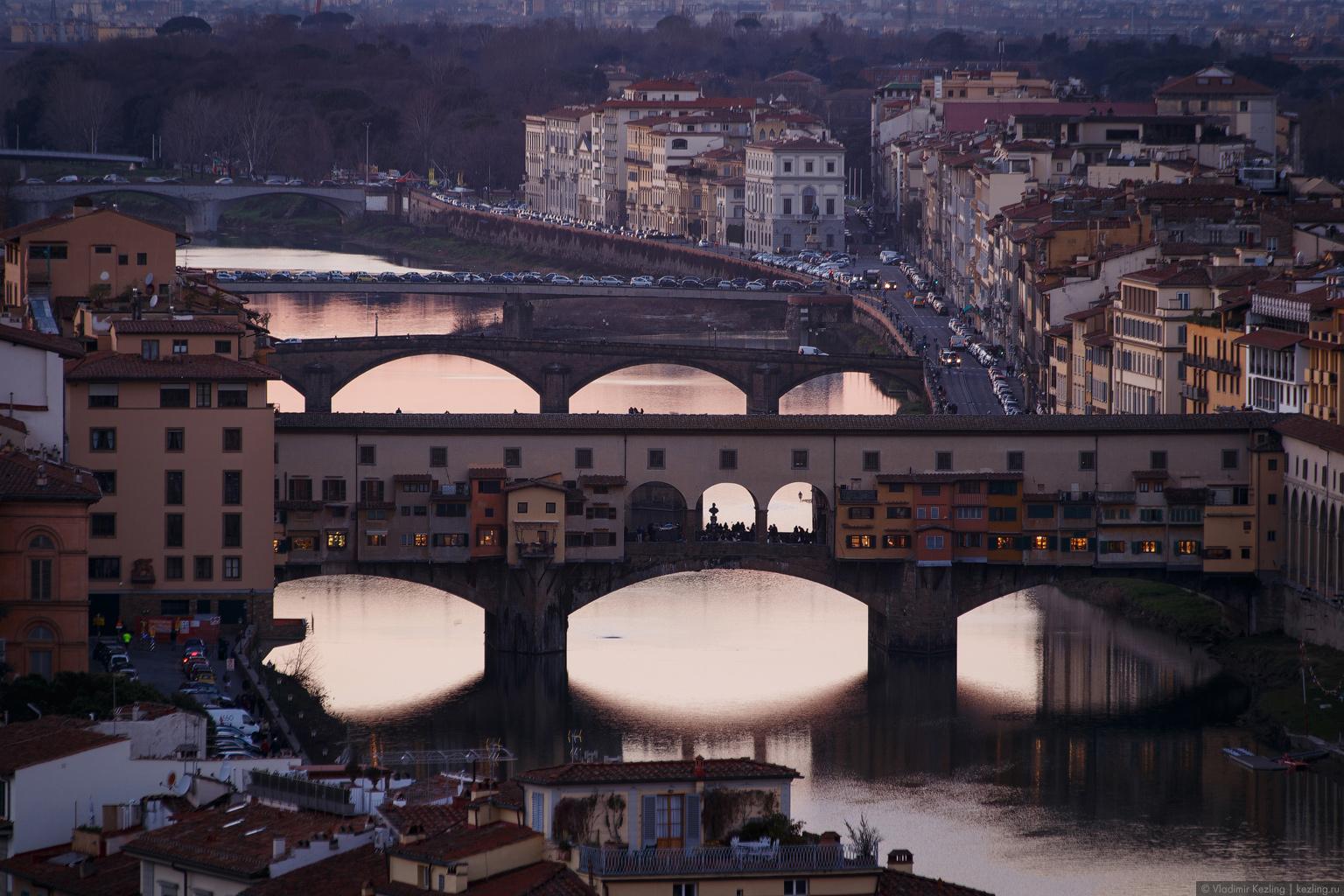 Зимняя Италия. Бессистемные блуждания по Флоренции. Часть 2