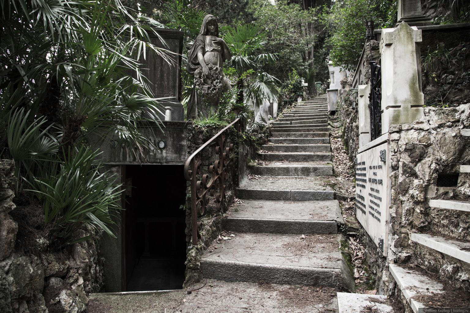 Кладбище Стальено