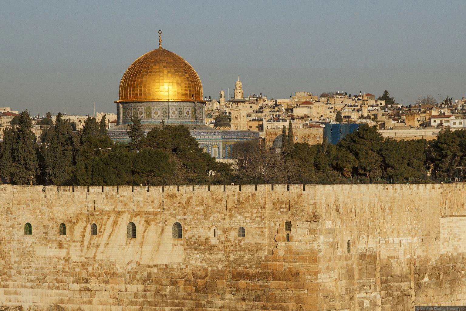 Авантюры продолжаются. Иерусалим