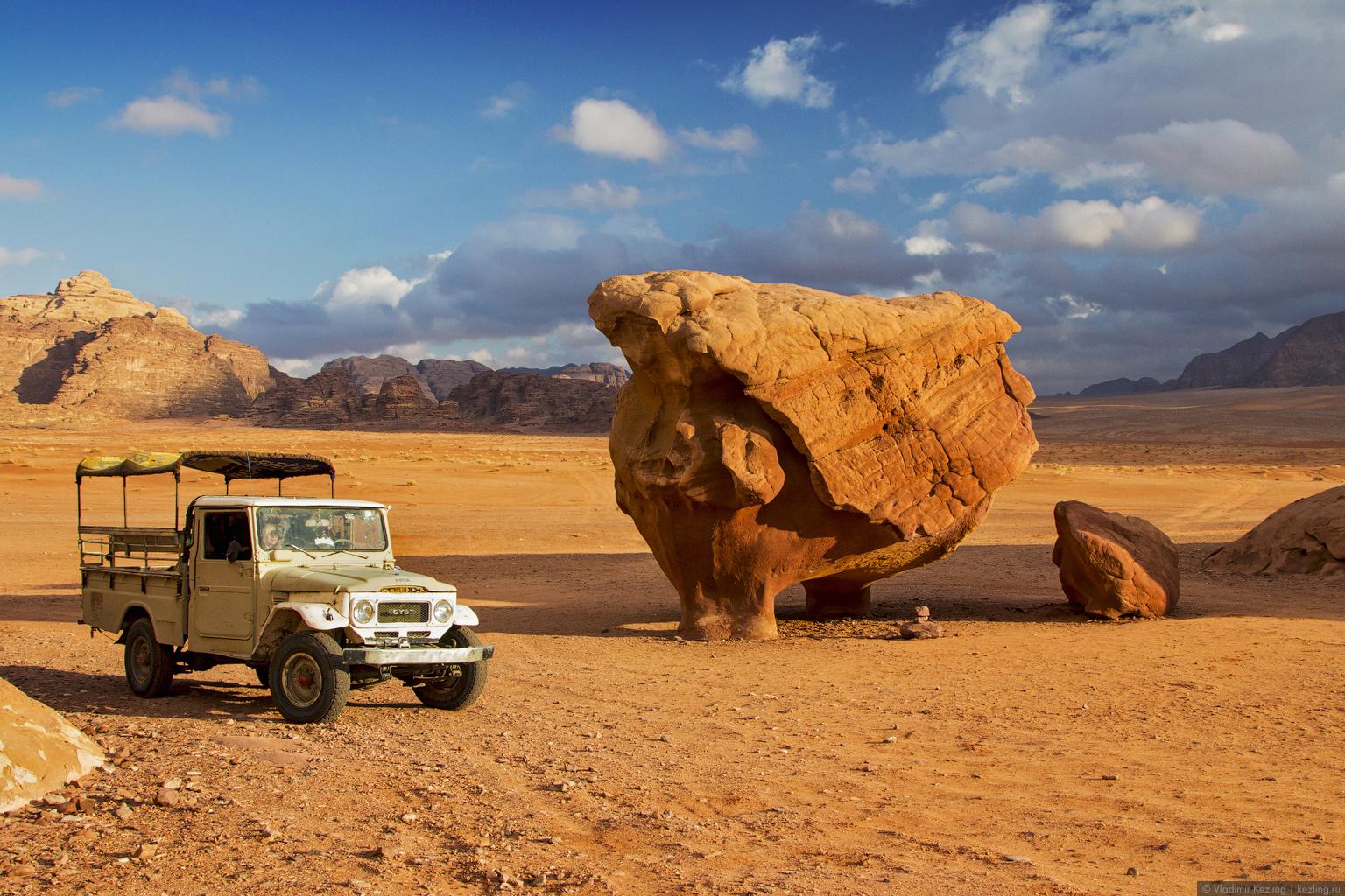 Авантюры продолжаются. Иордания. Пустыня Вади Рам
