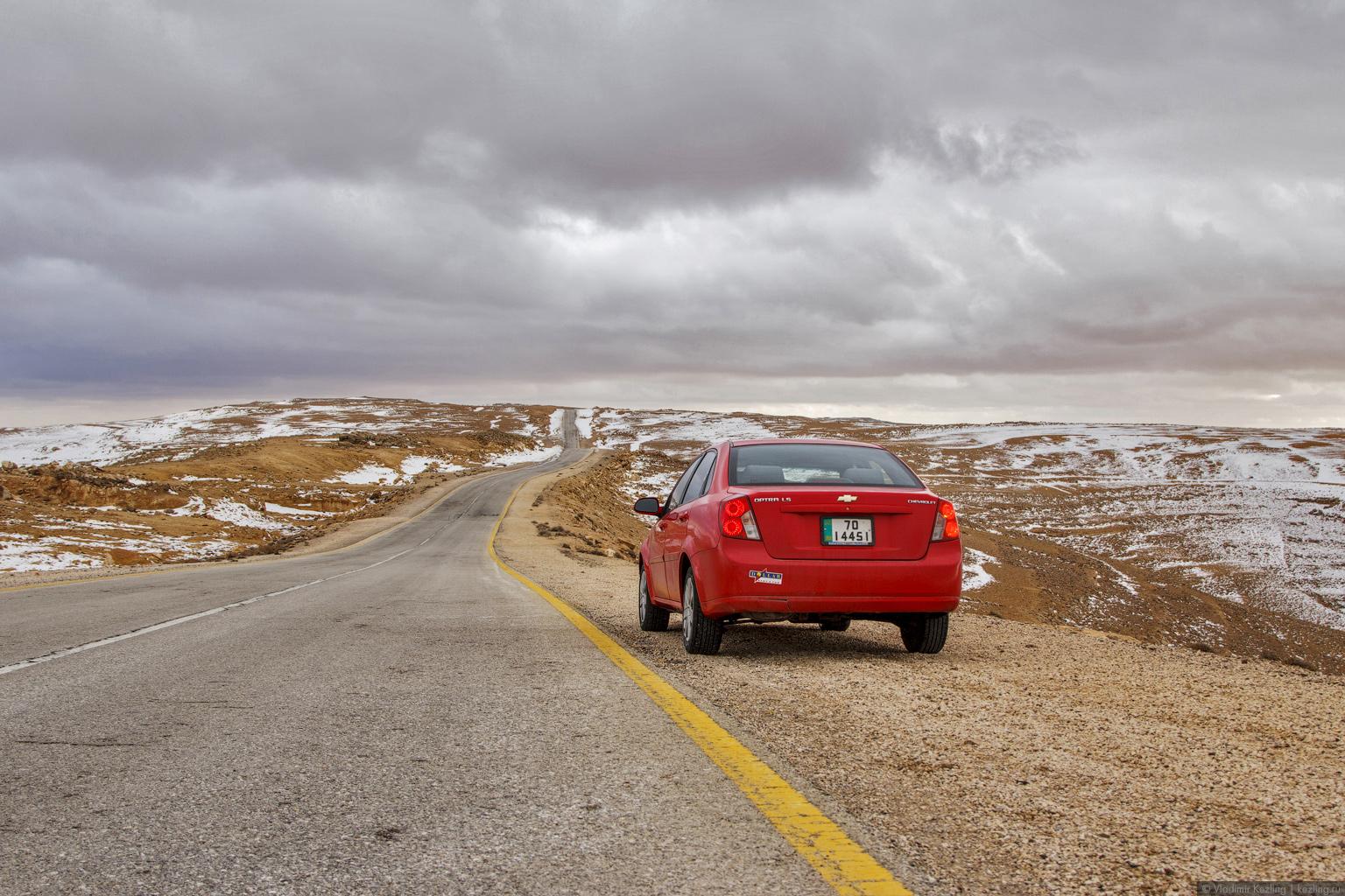 Авантюры продолжаются. Иордания. Дорожные размышления