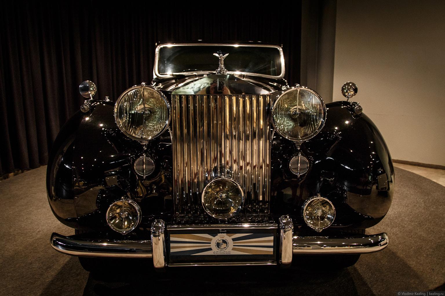 Иорданские сказки. Королевский автомобильный музей