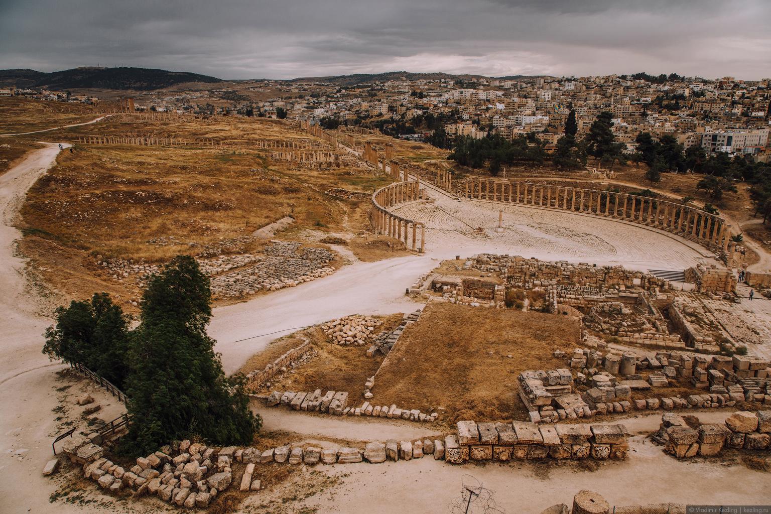 Иорданские сказки. Античная Гераса