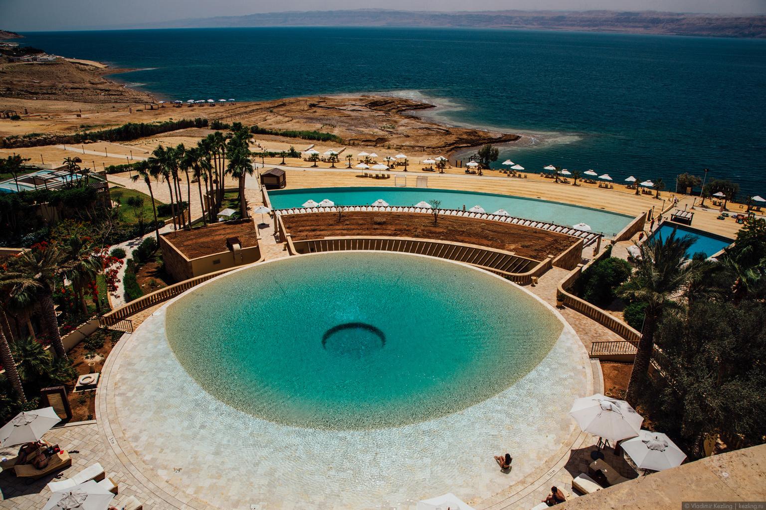 Иорданские сказки. Другая сторона Мёртвого моря
