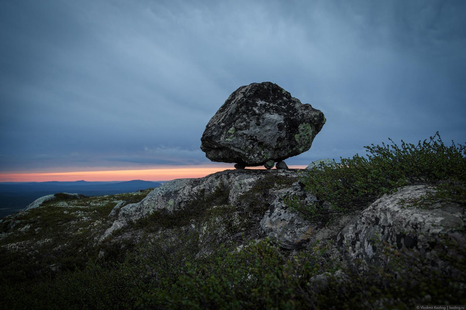 Большое карельское путешествие. Дни 6 и 7. Национальный парк «Паанаярви». Гора Нуорунен