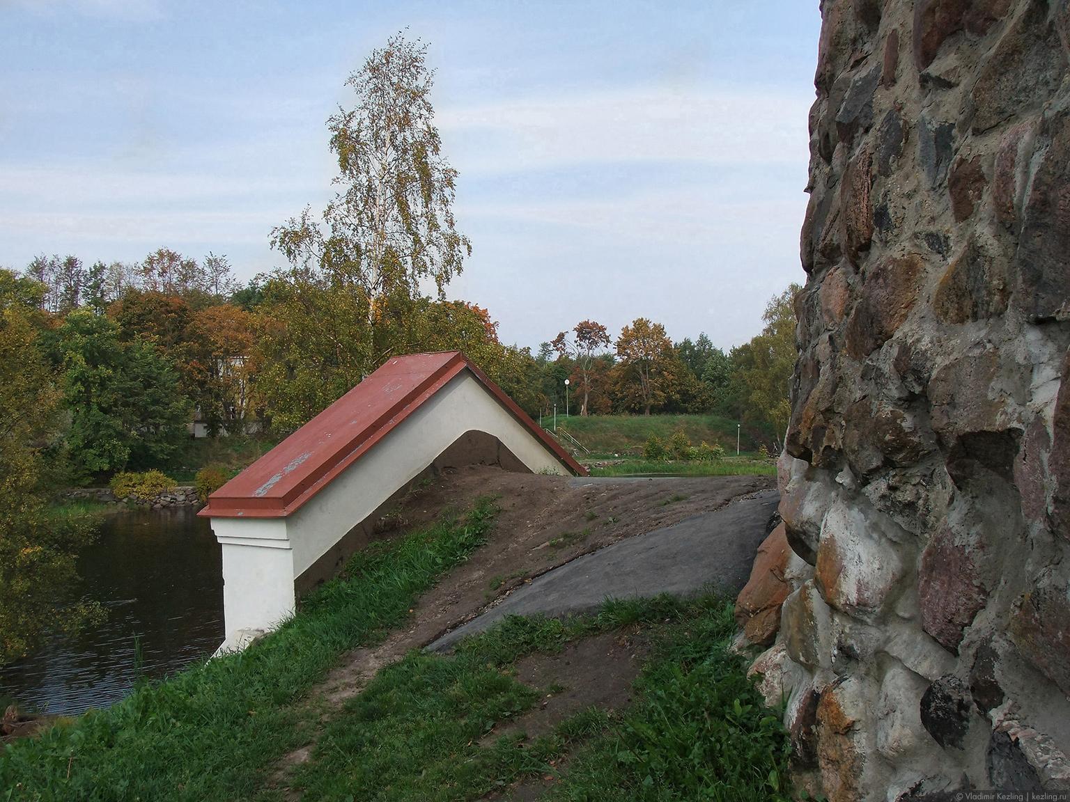 Вид от башни Ларса Торстенссона