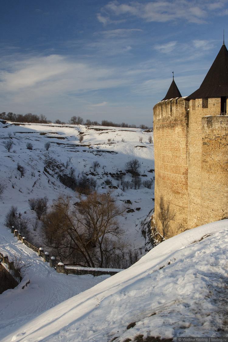 Хотиньска фортеця