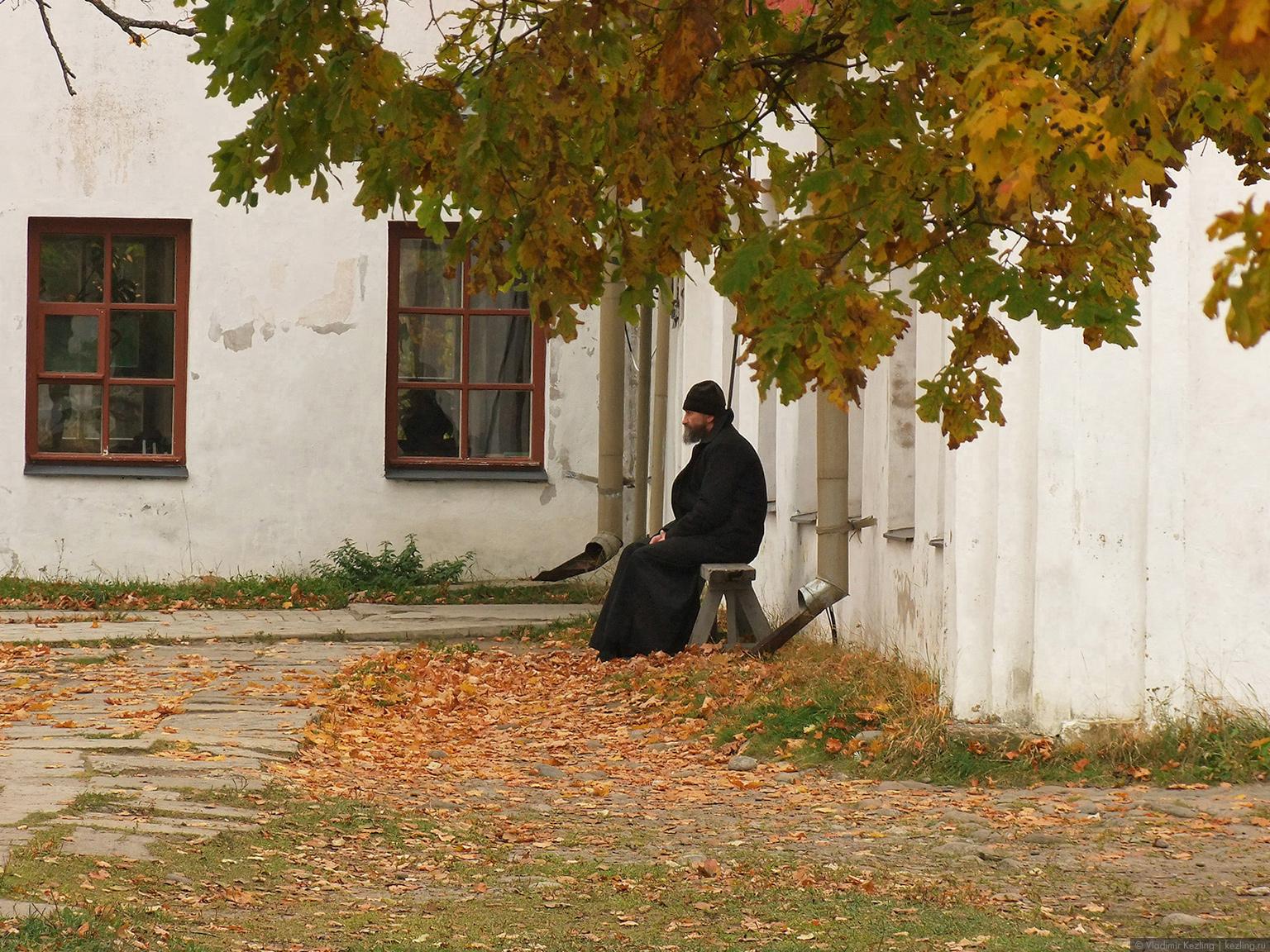 Монастырская жизнь