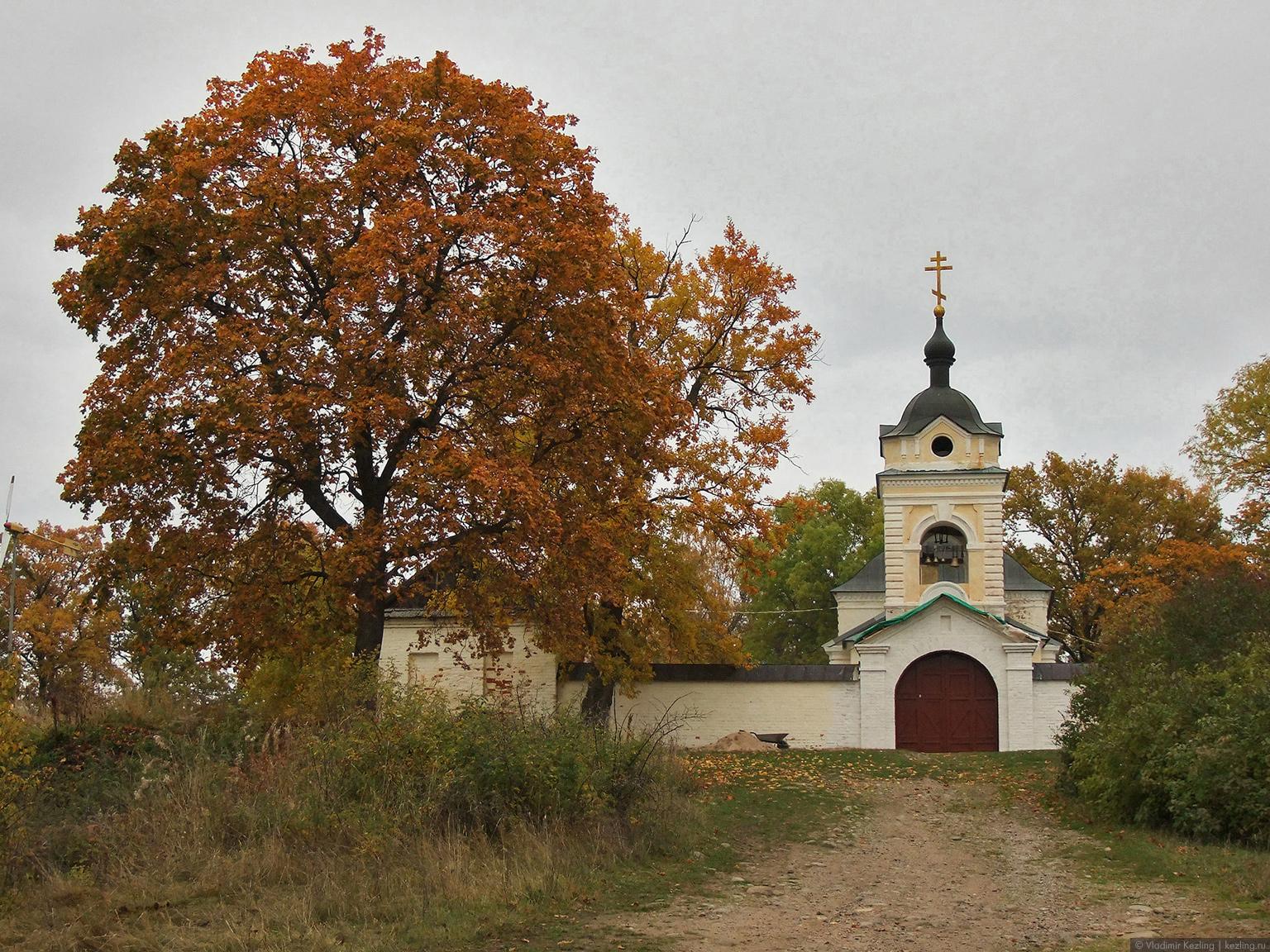 Казанский скит
