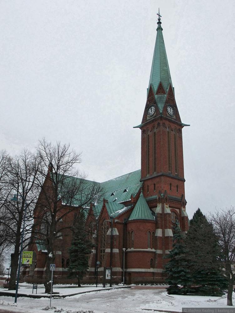Центральная церковь Котки