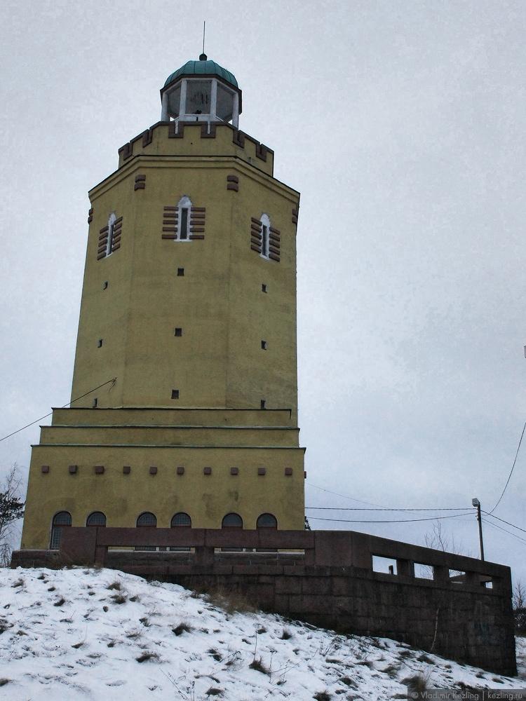 Башня Хауккавуори
