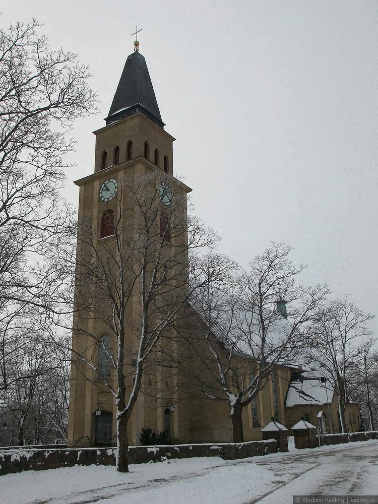 Церковь Куусанкоски