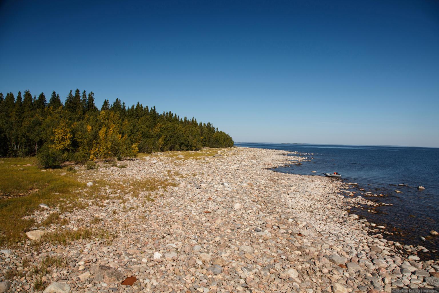 Острова Ладожского озера. Западный архипелаг: Рахмансаари, Хейнясенмаа, Верккосаари