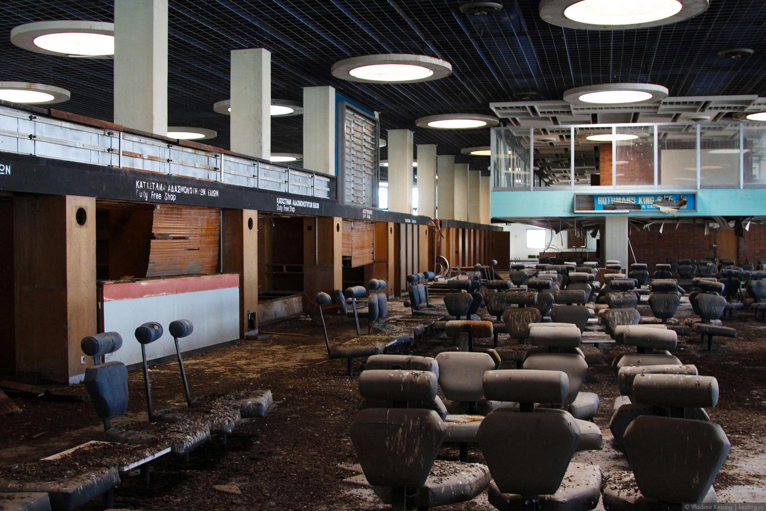 Поговорим о Кипре. Заброшенный аэропорт в Буферной зоне ООН