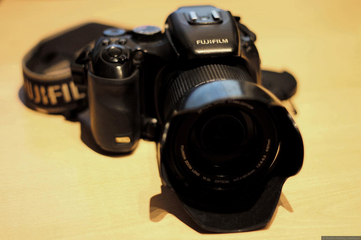Fujifilm s200exr