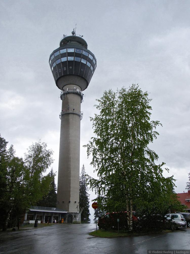 Башня Пуйо