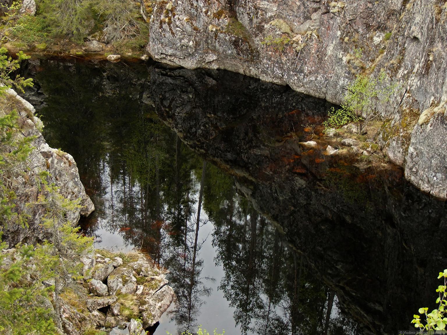 Затерявшись в финских лесах. Национальный парк «Хииденпортти»