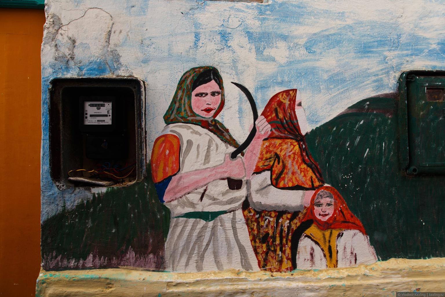 Марокканские сказки. Асила