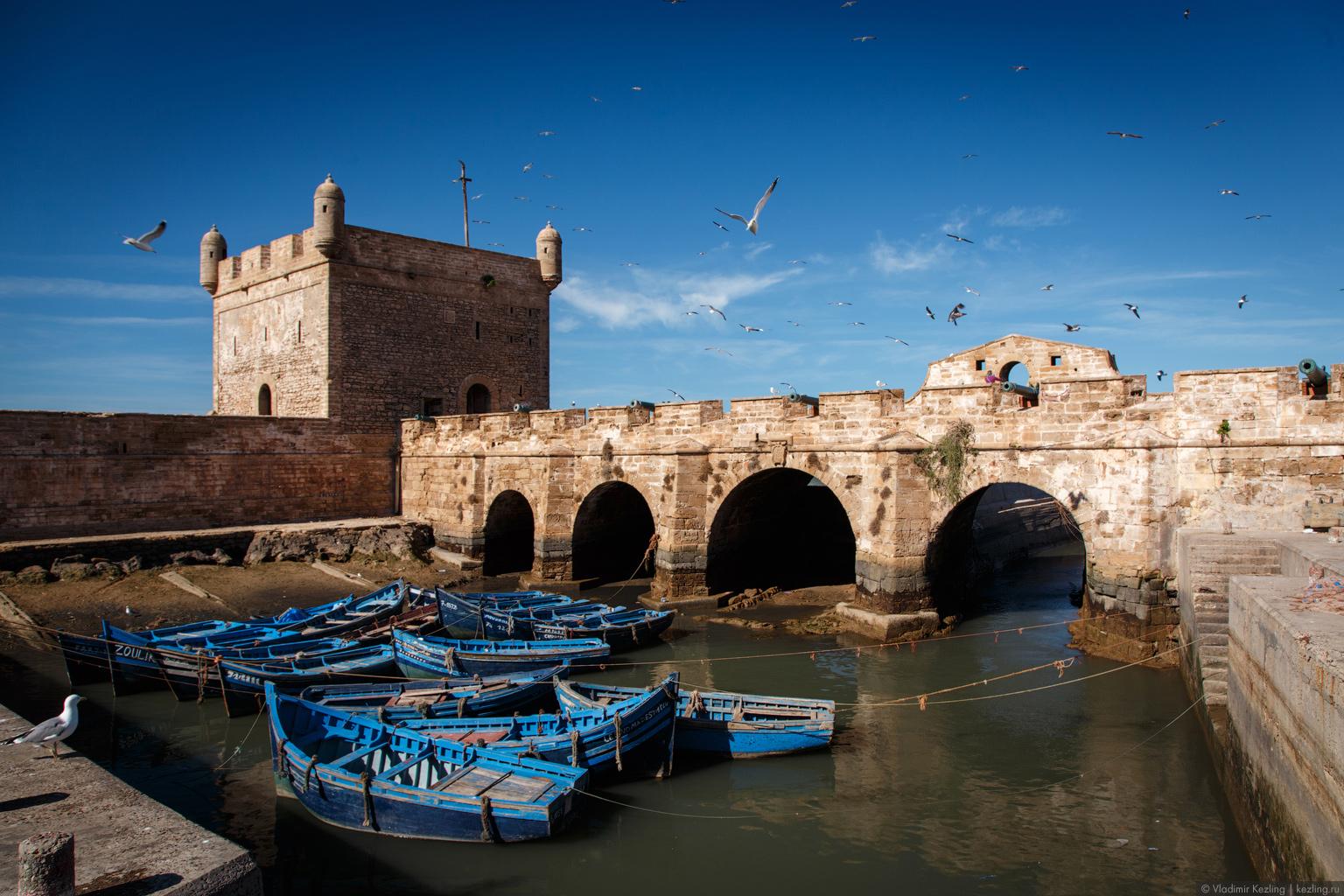 Марокканские сказки. Милая милая Эссуэйра