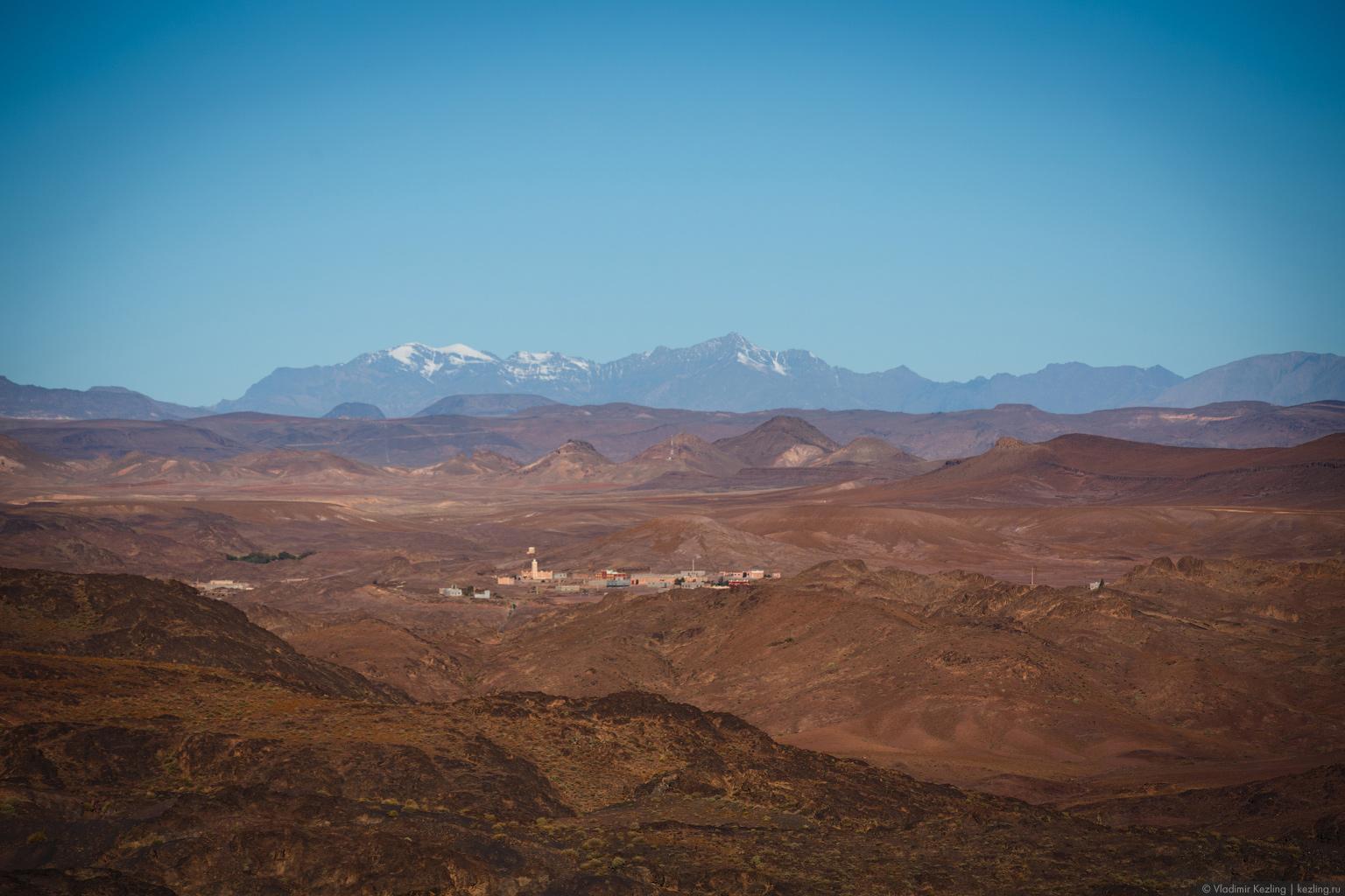 Марокканские сказки. Айт-Бен-Хадду и долгая дорога в Сахару