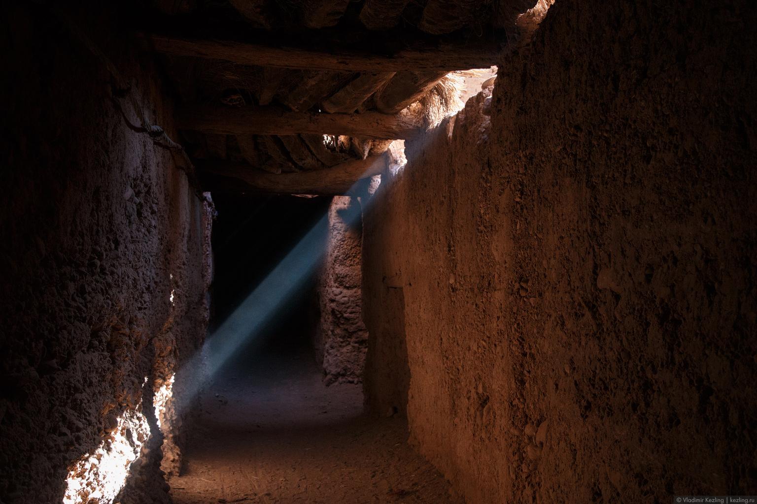 Марокканские сказки. Пустыня Сахара. Мхамид и ксары долины реки Драа
