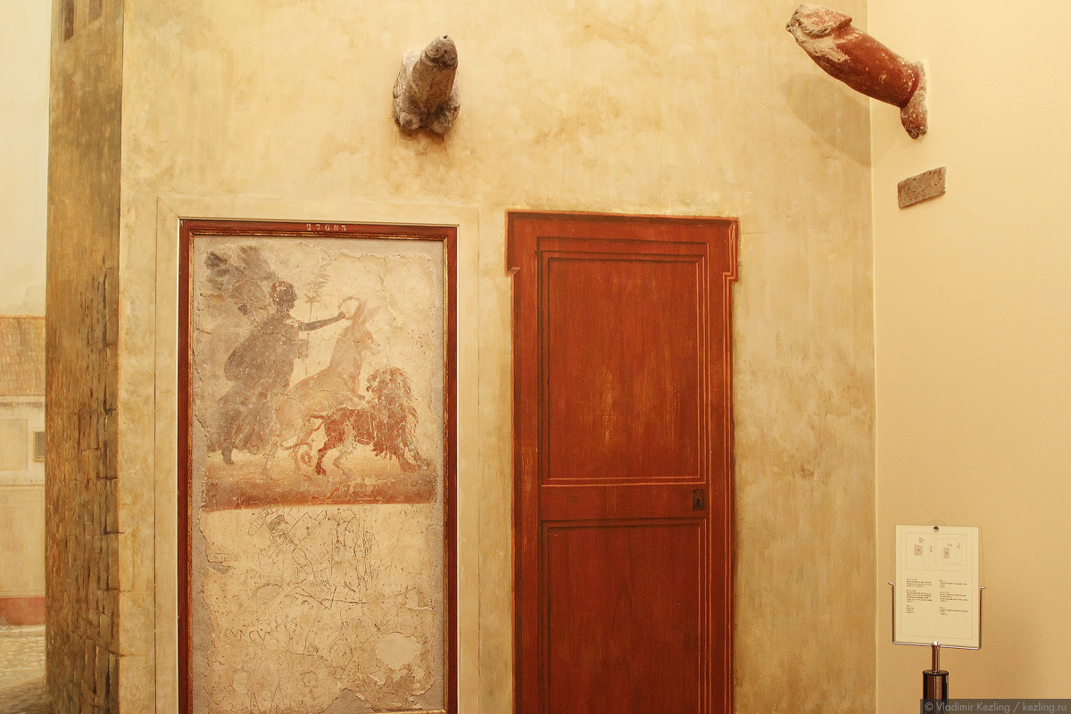 Археологический музей Неаполя