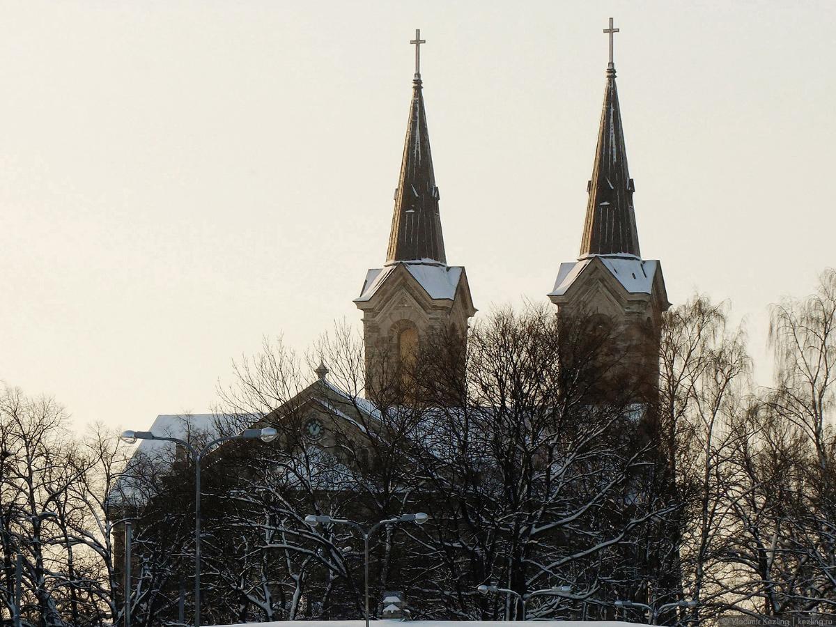 Церковь Карла