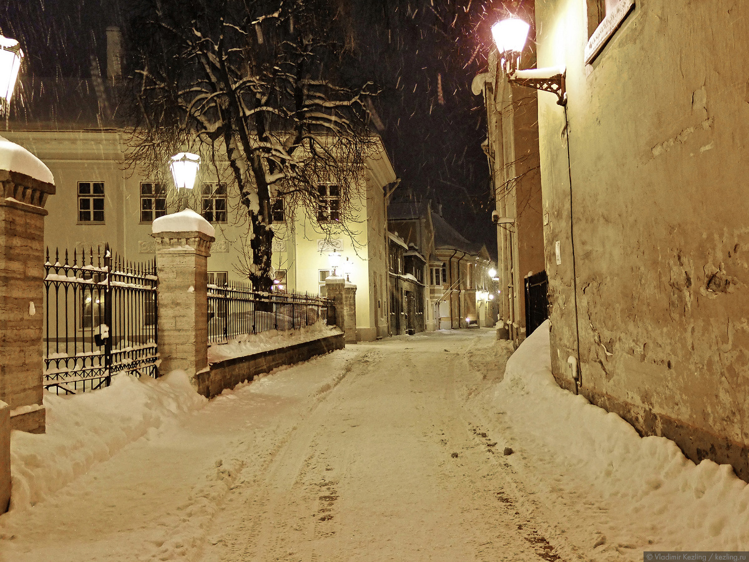 Улицы Вышгорода
