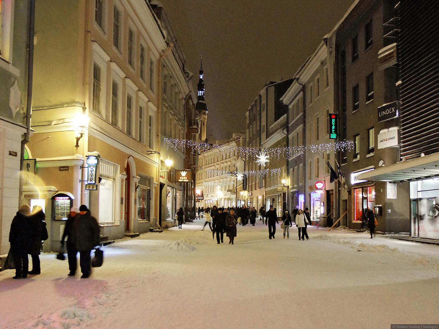 Улица Виру