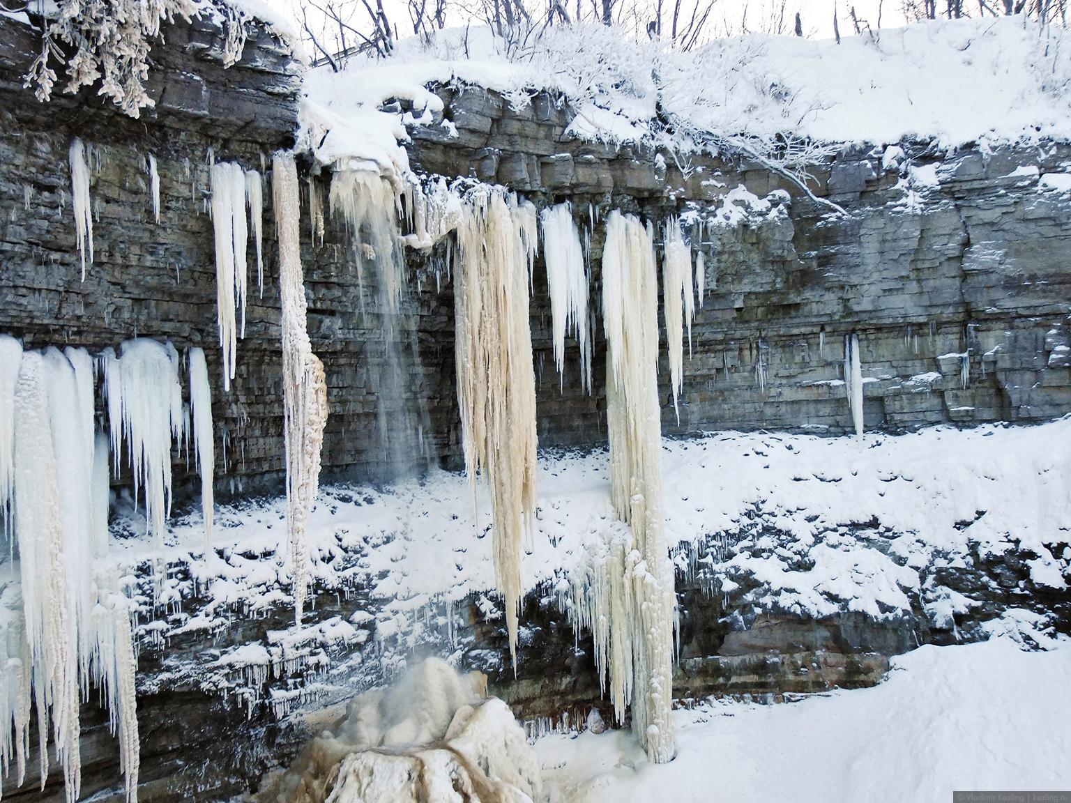 Новогодняя повесть. Водопад Валасте