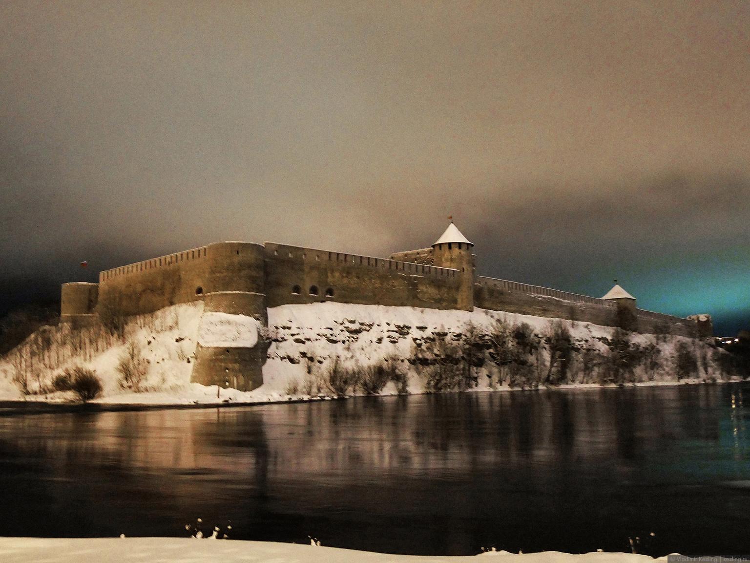 Ивангородская крепость