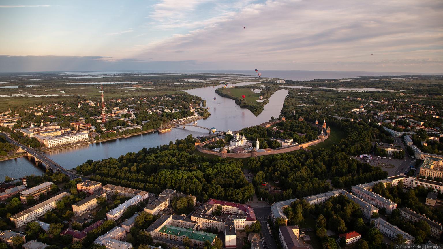 Великий Новгород с лучшей стороны