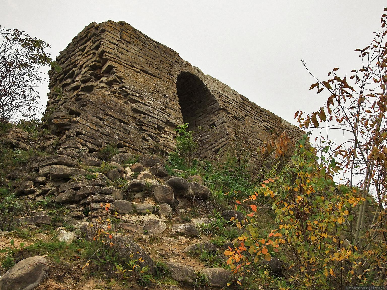 Руины Тайничной башни