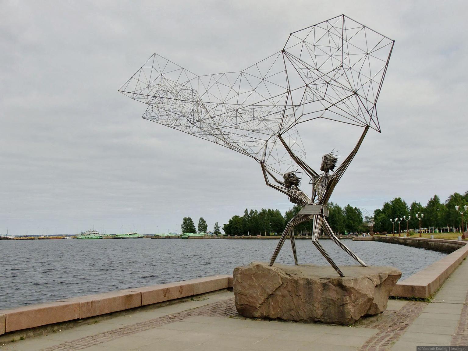 Онежский вояж. Петрозаводск