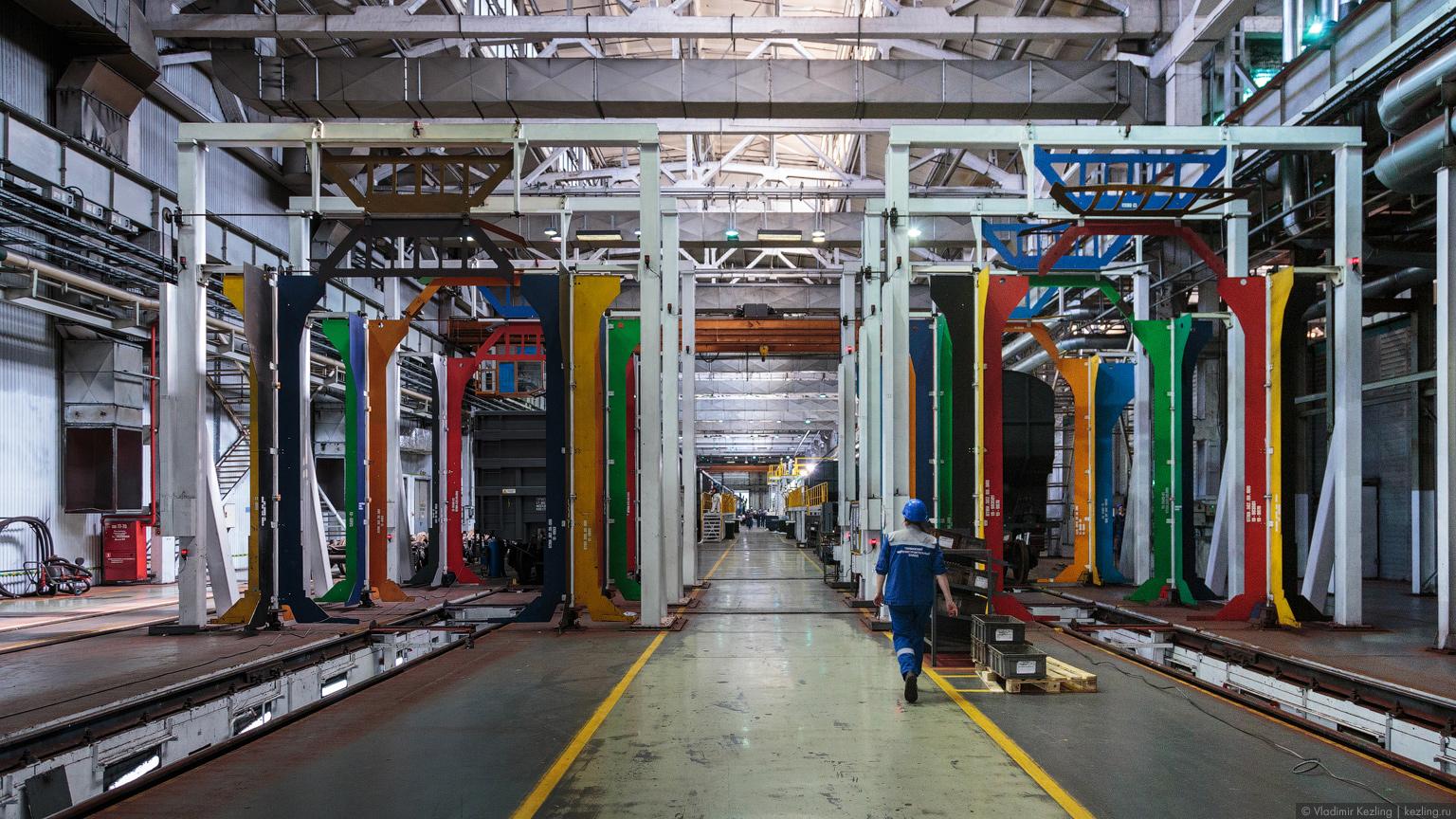 Тихвинский вагоностроительный завод