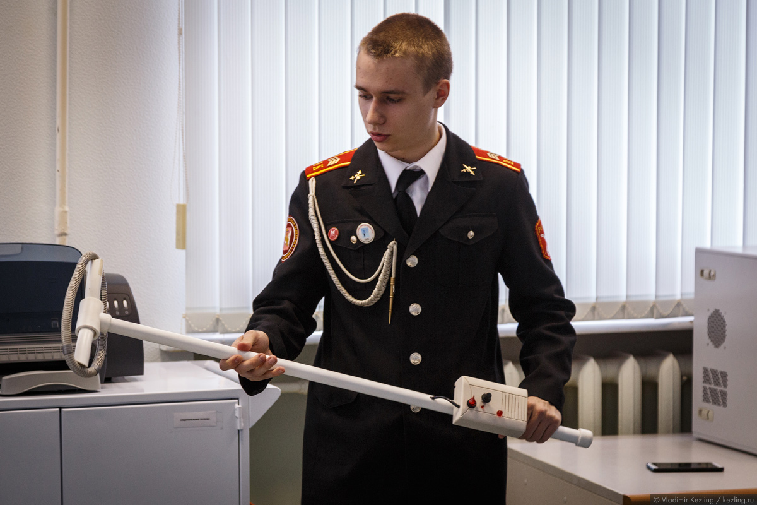 Вологодская областная кадетская школа-интернат