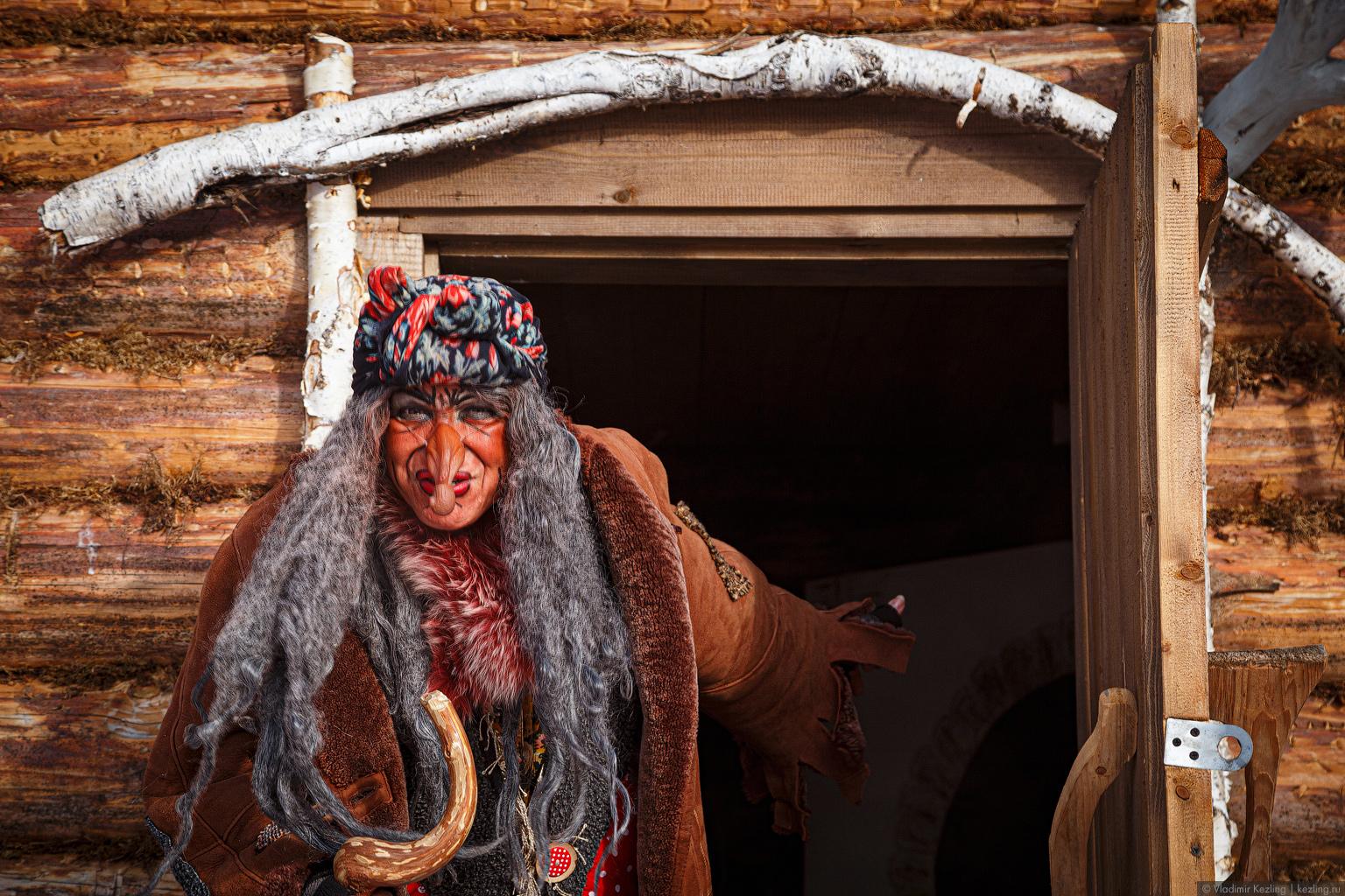 Резиденция Матушки Зимы