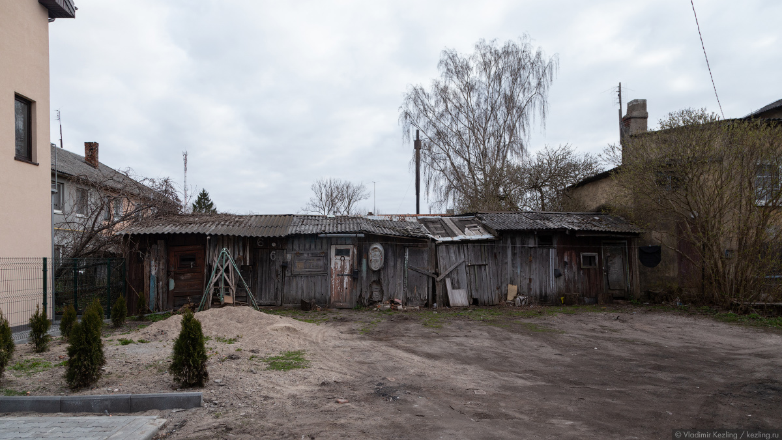 Полесск (ex Лабиау)